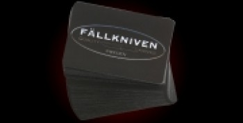 Fallkniven Playing cards
