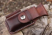 Canadian Leather custom DC4 Pouch photo