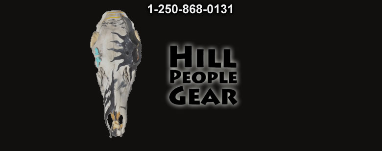 Hill People Gear GP Pouch - Bushcraft Canada