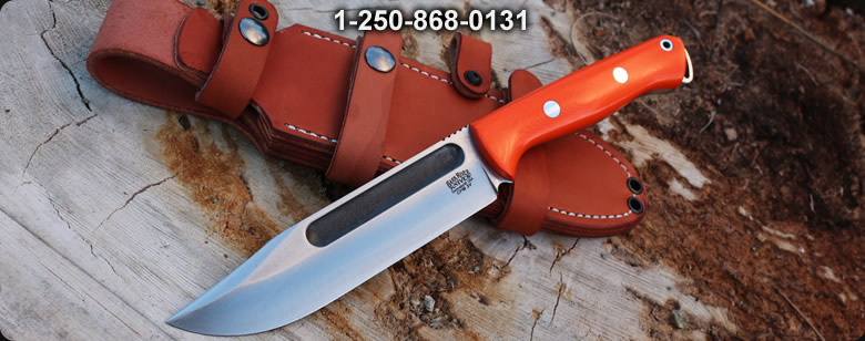Barkriver Squad Leader Dark Curly Maple - Bushcraft Canada