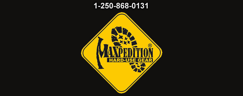 MAXPEDITION Gear - Bushcraft Canada