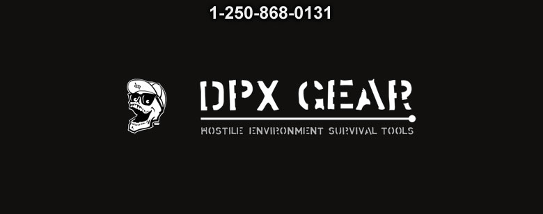 DPX Gear and Blackwater knives   - Bushcraft Canada
