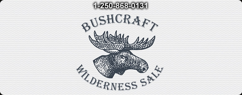 JULY Sale - Bushcraft Canada