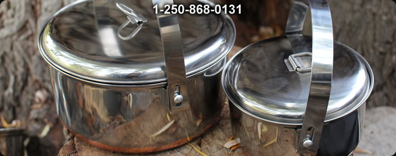 Camp Cooking Equipment - Bushcraft Canada