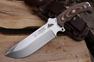 Cudeman 155 XC Survival knife Kit