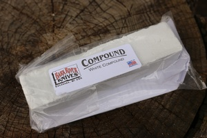 Barkriver White Honing Compound Bar