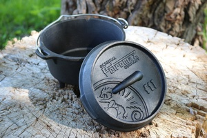 Petromax Compact Dutch Oven FT 1