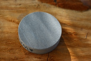 Natural Axe Sharpening Stone from Finland