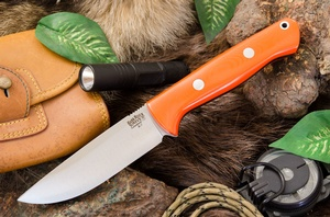 Barkriver Field Bravo-1 A2 Orange G10