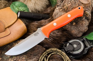 Barkriver Bravo-1 A2 Blaze Orange G10 Ramped