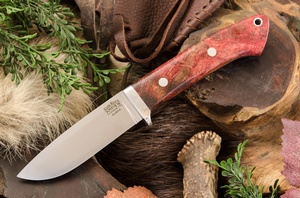 Barkriver Classic DP Hunter Elmax Red Maple Burl #2