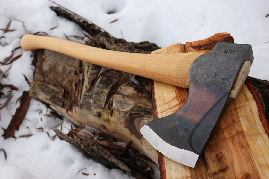 Council Tool Company Woodcraft 23in Pack Axe Bushcraft