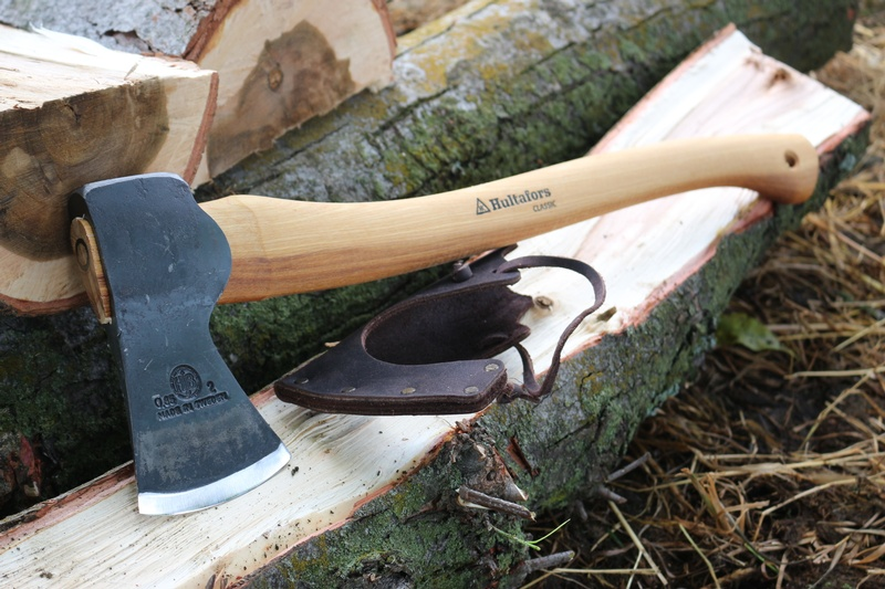 Hultafors Premium Forest Classic Hand Forged Axe
