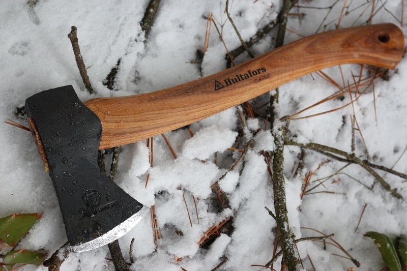 Hultafors Premium Classic Bushcraft Hand Forged Axe