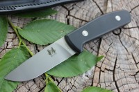RAM  Drop Point Hunter Black G10 CPMS90V