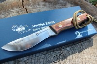 Chris Caine Walnut Survival Knife