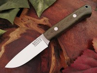 Barkriver little Creek Green Micarta