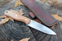Small Woodcrafter Natural Micarta