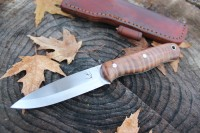 Small Woodcrafter Fiddleback maplel