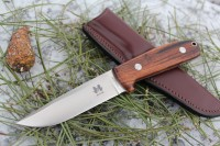 RAM Bushcraft knife Desert Ironwood N04