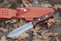 Barkriver Bravo 1.5 Rampless Spear point Cocobolo