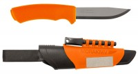 Mora Bushcraft Orange Survival  Heavy Duty