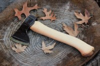 Swedish handmade woods axe