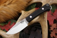 Barkriver Trailmate Black canvas micarta