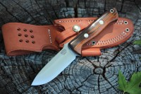 Barkriver BRAVO-1 3V Ramped Desert Ironwood White liners SPEAR Point