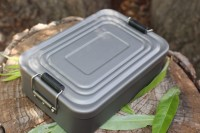Aluminium Survival kit Box