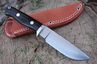 Barkriver Gameskeeper Black Micarta