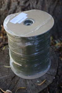 MIL SPEC Paracord OD Green 1000FT Spool