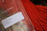 MIL SPEC 750 9 strand Paracord INT Orange 100FT