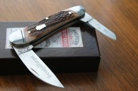 Schatt and Morgan Red Elk Whittler 1 of 150 Photo