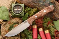 Barkriver Bravo-1 LT Cru-wear Natural Maple Burl Rampless