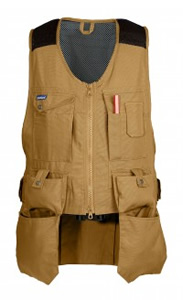 Skillers Workwear Heavy duty vest Brown  BUY NOW!!