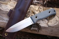 TRC Classic Bushcraft Knife N690 Photo