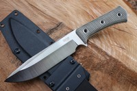 TRC Apocalypse Elmax Black Micarta Photo