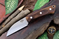 Barkriver Knives A2 TUSK Desert Ironwood Photo