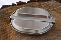 Stainless Steel Mess Tin
