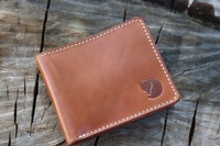 Fjallraven Leather Wallet Photo