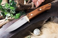 Barkriver Classic Drop Point Hunter A2 Desert Ironwood Red Liners