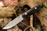 Barkriver Bushcrafter 2 CPM 3V Black Canvas