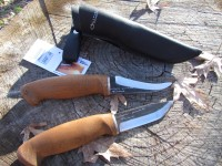 Lapin Puukko Double Hunting knives