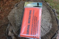 BCB Printed Survival Bag
