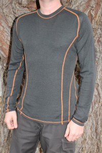 Swedish Merino Polo Underlayer