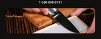 FREE Convex Knife Sharpening video