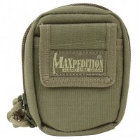 Barnacle Pouch Foliage Green