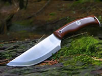 Highland 'Bushcraft' Knife