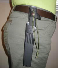 Carrying Knives for Women